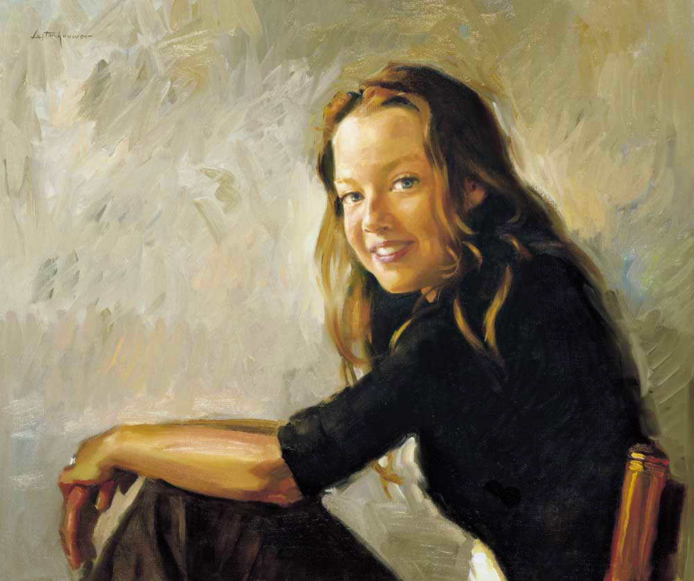 Portrait Painting Do You Want To Turn Your Hobby Into Your