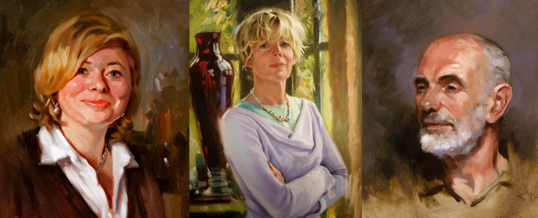 atelier peinture de portrait 2020